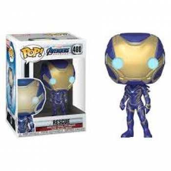 889698397414 Figurine Pop Avengers Endgame - Rescue 48