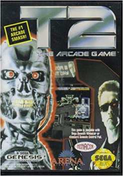 5510105751 Terminator 2 The Arcade Game Megadrive