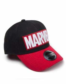 8718526084214 Casquette Noir Et Rouge Marvel