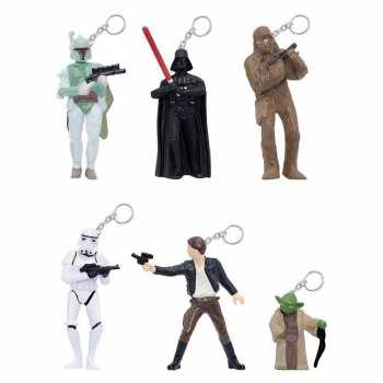 3181860108383 Porte Clés Mystere Star Wars