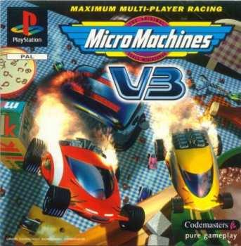 5024866240214 Micro Machine V3 Plantinum FR PS1