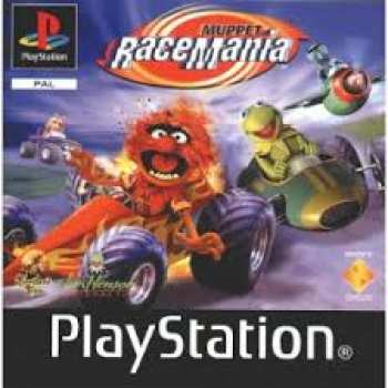711719158929 Muppet Race mania FR  Ps1