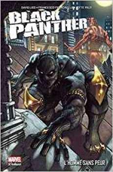 9782809467673 Black Panther L Homme Sans Peur