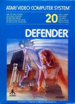 5510105856 Defender (Atari) CX 2609 atari VCS 26