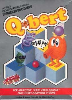 5510105859 Q*bert Atari 26