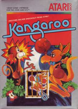5510105860 Kangaroo  Atari 26
