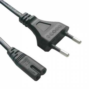 5412810297146 Cable Alimentation 2 Ports 2M Saturn/DreamCast/Xbox/PS1/PS2/PS3/Slim PS4