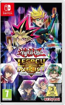 4012927085240 Yu-Gi-Oh! Legacy Of The Duelist: Link Evolution  Switch