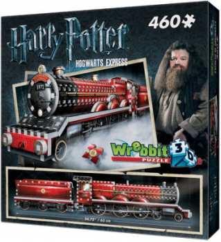 665541010095 HARRY POTTER - PUZZLE 3D - POUDLARD EXPRESS 460 PCES