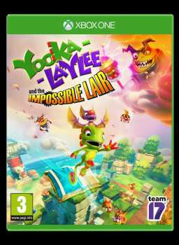 5056208804259 Yooka-Laylee & The Impossible Lair FR Xbox One