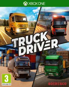 8718591185953 Truck Driver Xbox one
