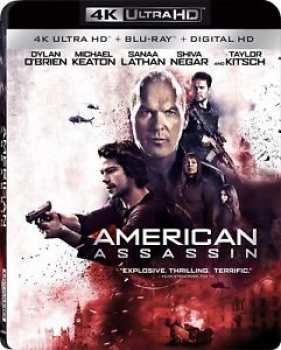 31398274858 merican Assassin (michael Keaton) FR 4K