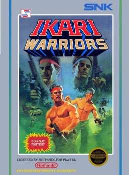 5510105983 Ikari Warriors NES