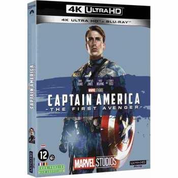 8717418544171 Captaine America First Avenger FR 4K