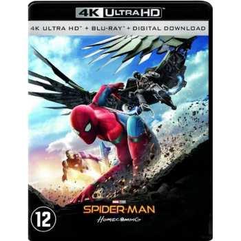 8712609647679 Spider-man Homecoming FR BR 4K