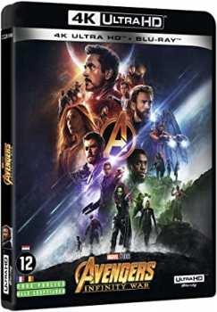 8717418532925 vengers Infinity War FR BR 4K
