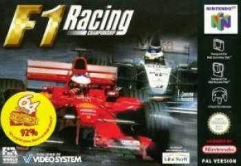 5510106035 F1 Racing N64