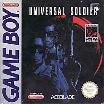 5510106052 Universal Soldier Gameboy