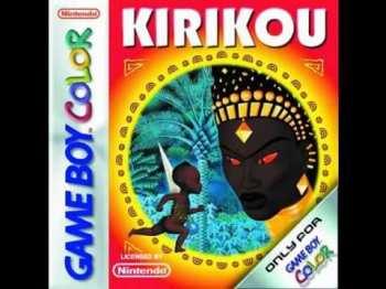5510106053 Kirikou Gameboy Color