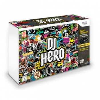 5510106055 Dj Hero 1 Sur Wii Sans Platine
