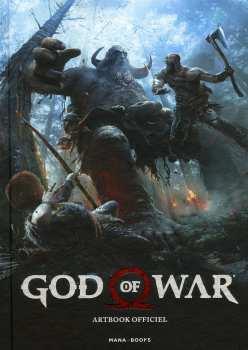 9791035500344 God Of War Artbook Mana Book