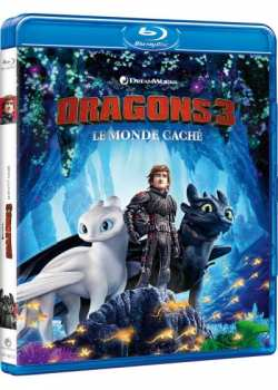 5053083186760 Dragons 3 - Le Monde caché FR BR