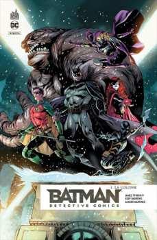 9791026811428 Batman Detective Comics 1 La Colonie