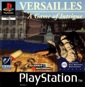 5510106136 Versailles Coplot À La Cour Du Roi Soleil Ps1