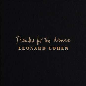 190759786628 Leonard Cohen - Thanks For The Dance Cd