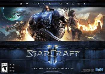 5510106199 Star Craft 2 Battle Chest Pc