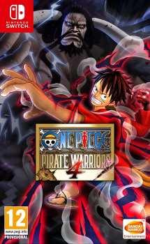 3391892007480 One Piece: Pirate Warriors 4 FR Switch