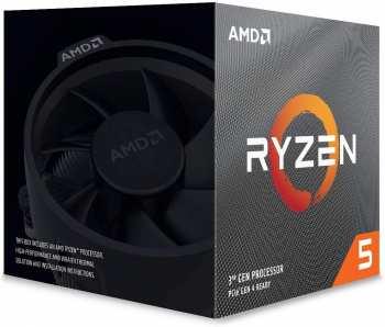 5510106342 Processeur Ryzen 5 2600 6 Coeurs