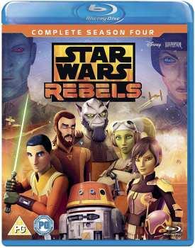 8717418535544 Star Wars Rebels Intégrale Saison 4 FR BR