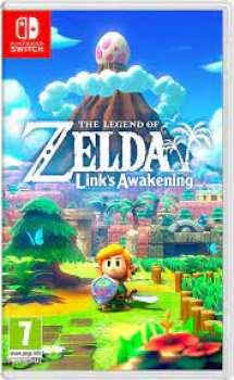 5510106344 The Legend Of Zelda Link's Awakening Switch (am)