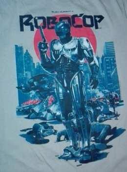 5510106364 T Shirt Robocop Taille L