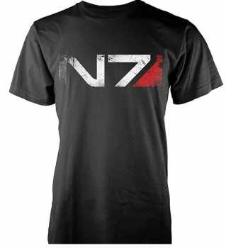5510106365 T Shirt Mass Effect Taille L