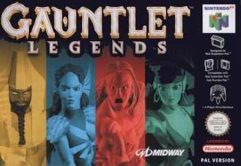 5510106378 Gauntlet Legends Nintendo 64
