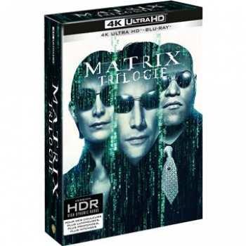 5051889638612 Coffret Matrix Trilogie 4K