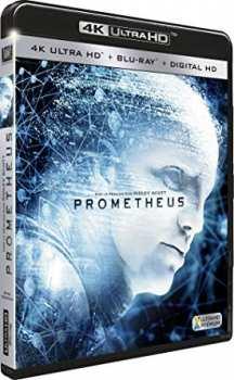 3344428069452 Prometheus 4k Bluray