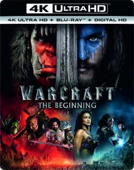 5053083092344 Warcraft 4K Bluray FR