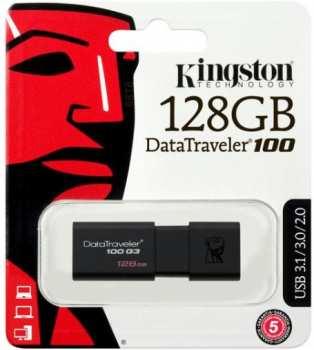 5510106401 Cle USB Kingston 128g Data Traveler 1