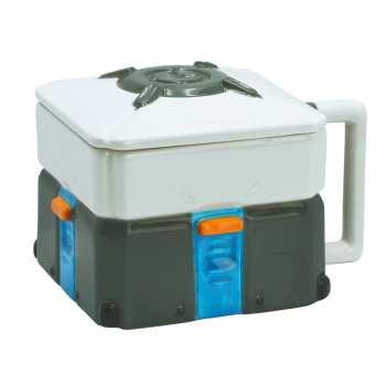 3665361021650 Mug overwatch 3d mug lootbox