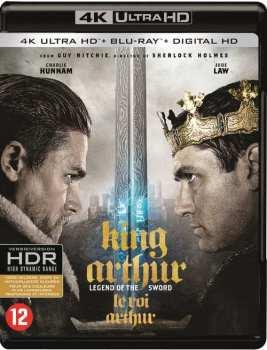 5051888230527 Le Roi Arthur Legend Of The Sword 4k