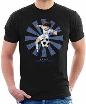 8718526319996 T-Shirt Captain Tsubasa (Olive et Tom) XL