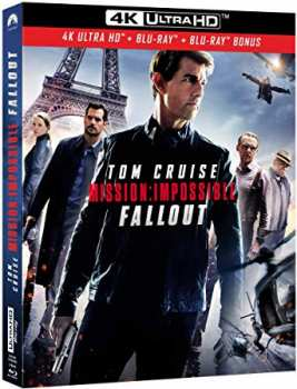 5053083163921 Mission: Impossible Fallout 4K Ultra HD FR BR