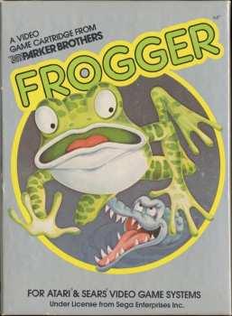 5510106457 Frogger (Parker) 931502 Atari VCS 26
