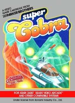 5510106463 Super Cobra Arcade Game Series (Parker) 931505 Atari VCS 26