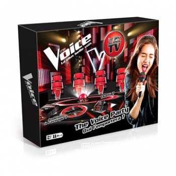 3555801075018 Jeu De Société The Voice Party
