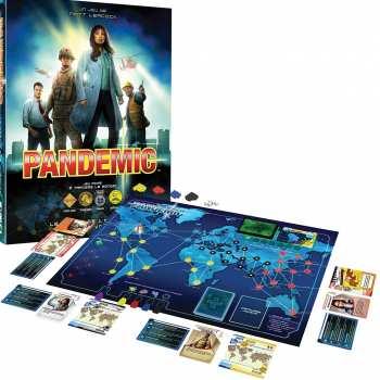 8435407620155 Pandemic - Jeu De Societe - Z-man Games