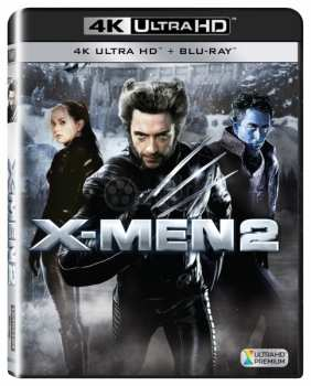 3344428101664 X-men 2 (2003) Bluray 4k